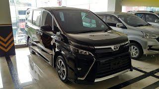 In Depth Tour Toyota Voxy 2017 - Indonesia