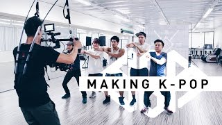 BgA - Making a K-Pop Video (Dance Rehearsal)(Sub to our 2nd channel for more Wong Fu Fun! Final Music Video: https://youtu.be/beZFLT0Ixag Music Video Dance Version: https://youtu.be/E69rZIKTPqk ..., 2016-05-14T17:49:48.000Z)