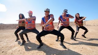 D.D.P.R DAQUELE - PAII Choreography  [AFRO DANCE] | SWAG AND BODY.videos [AFRO HOUSE 2016]