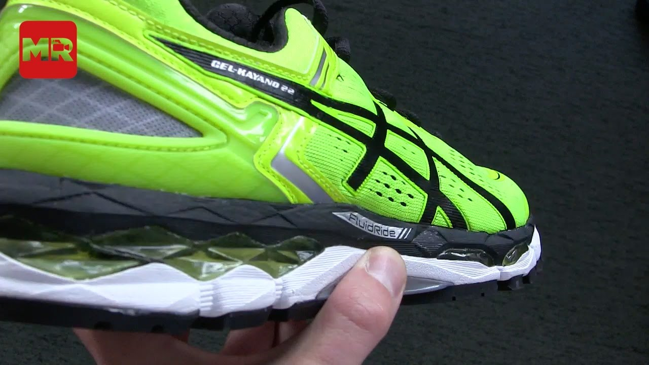 asics gel-kayano 22 review