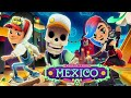 💀 Subway Surfers Mexico (Halloween 2017) ⚰️