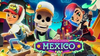 Subway Surfers Mexico (Halloween 2017)