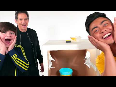 What's In The Mystery Box Challenge (ft. Quin and Ben Stiller)