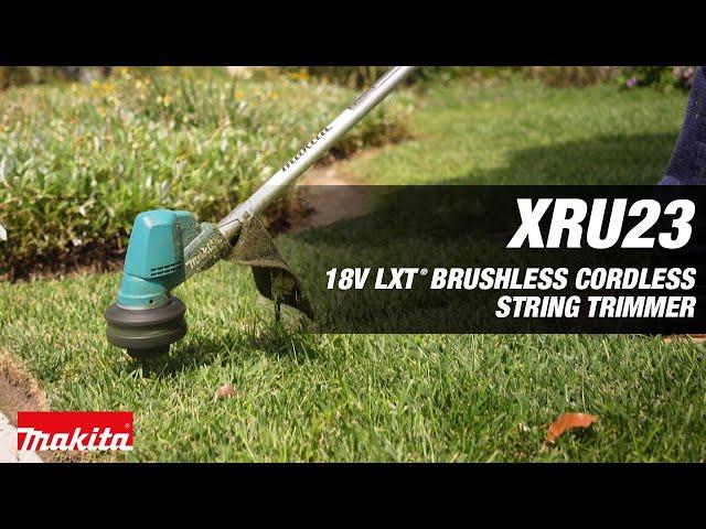 MAKITA 18V LXT Brushless Cordless String Trimmer XRU23