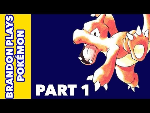 Brandon Plays Pokémon - Part 1