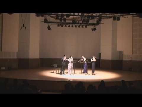 'Coloratura' for Flute Quartet