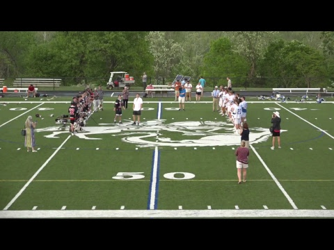 BRS LAX vs. North Cross VIC Final 2018