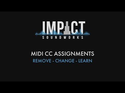 How To Assign MIDI CCs In Kontakt (Tutorial)