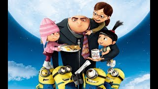 DESPICABLE ME 1 - MINIONS LOVE LITTLE GIRLS