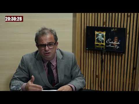 Programa Entretanto com o Magistrado e Escritor, Renato Zupo