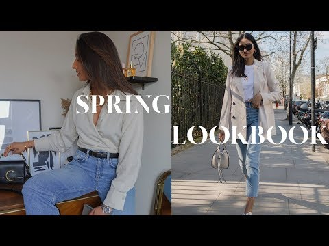 SPRING OUTFITS OF THE WEEK | LOOKBOOK