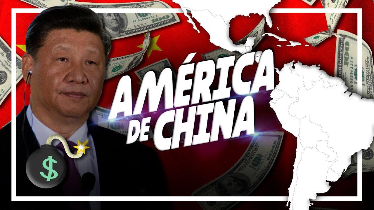 Los 10 países que MÁS DINERO ADEUDAN a CHINA en América Latina - YouTube