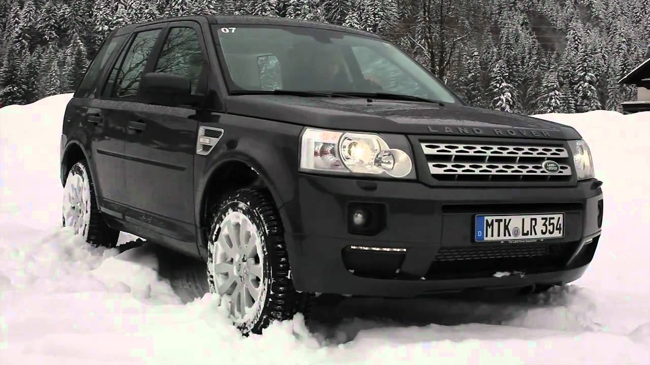2011 land rover freelander 2 snow and fun youtube. Black Bedroom Furniture Sets. Home Design Ideas