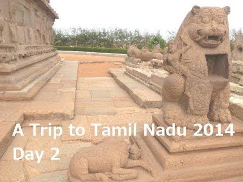 TTDC * One Day Kanchipuram - Mamallapuram Tour