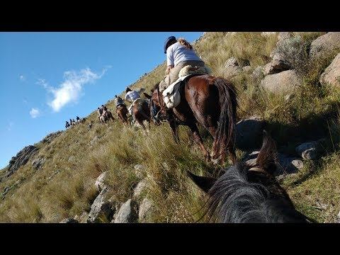 Cabalgatas Guiadas Giardino A Pampa De Olaen