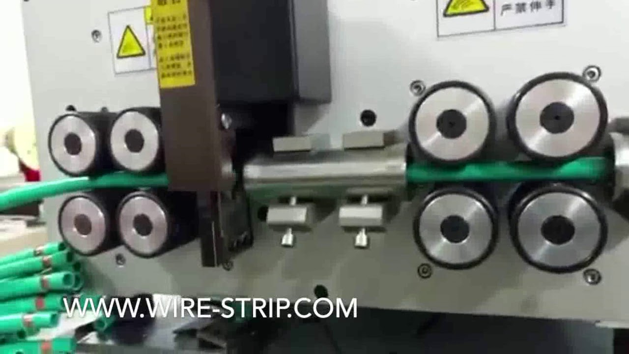 electrical wiring items cables machine wiring harness manufacturing cnc wirecut [ 1280 x 720 Pixel ]