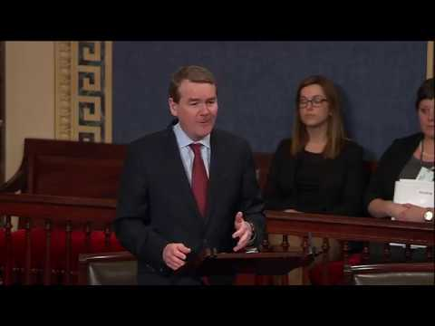 Sen. Michael Bennet Stands Up for Critical Health Care Funding