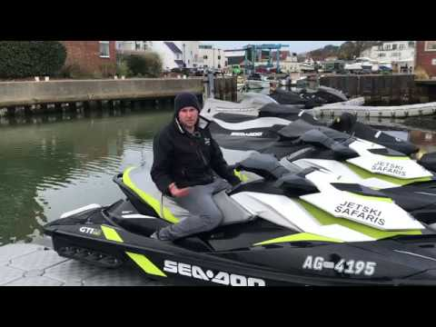 How to check jetski pump on SeaDoo by lifting up IBR system