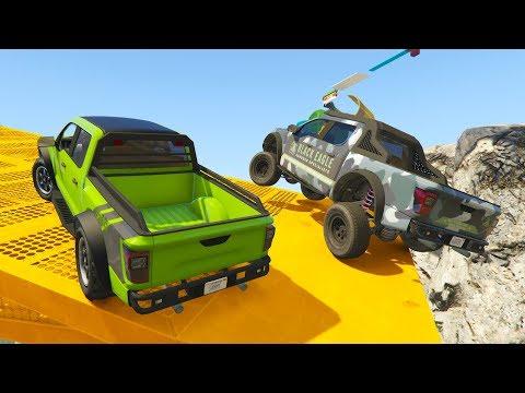 99% IMPOSIBLE NO CAER! - CARRERA GTA V ONLINE - GTA 5 ONLINE