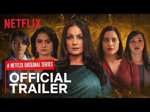 Bombay Begums   Official Trailer   Pooja Bhatt, Shahana Goswami, Amruta Subhash & Many More