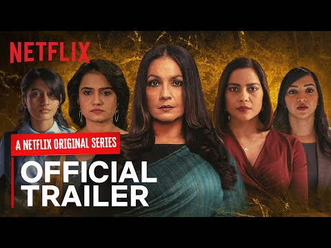 Bombay Begums | Official Trailer | Pooja Bhatt, Shahana Goswami, Amruta Subhash & Many More