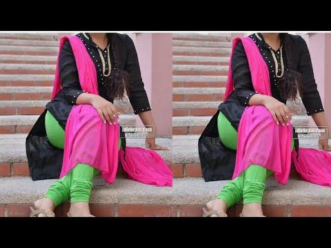 Festival Wear Churidar Suit Designs For girls || Top Churidar Suit Design collection  2018-19