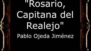 Rosario, Capitana del Realejo - Pablo Ojeda Jiménez [BM]