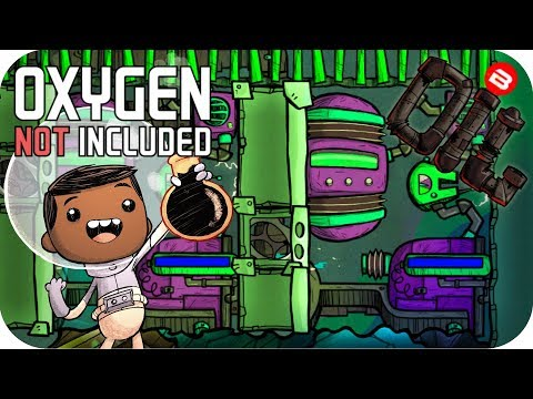 Oxygen Not Included OIL UPGRADE: DOUBLE THE POWER!!! SEASON 02 EP 06 ONI