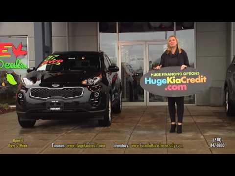 Huge Kia Credit