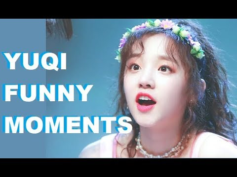 Yuqi Funny/Cute Moments Happy Birthday