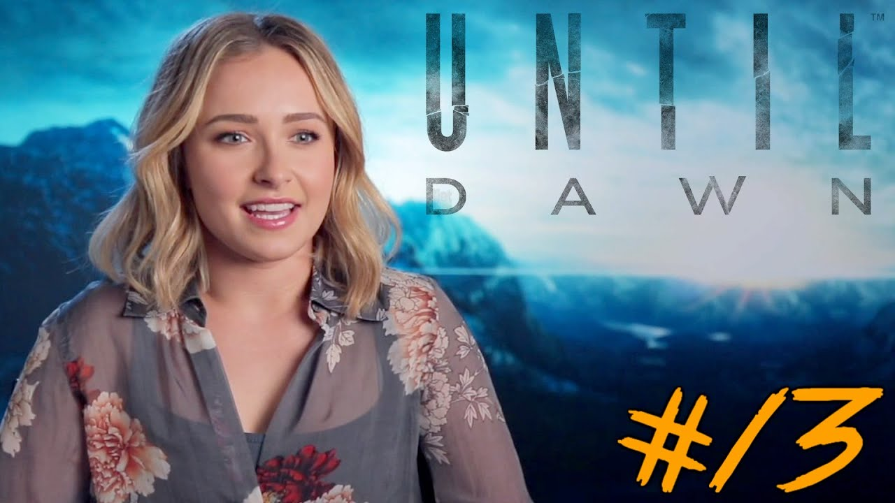 until dawn special let 39 s play 13 facecam making of youtube. Black Bedroom Furniture Sets. Home Design Ideas