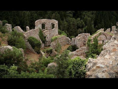 Byzantium Site: Mistra