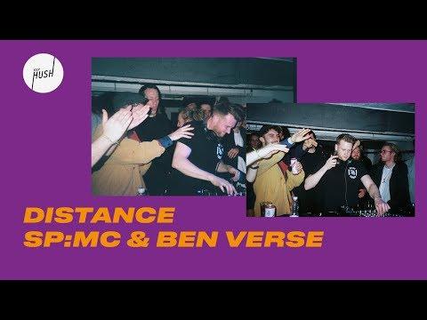 Distance DJ set w/ SP:MC & Ben Verse | Keep Hush Live: Sentry Records takeover