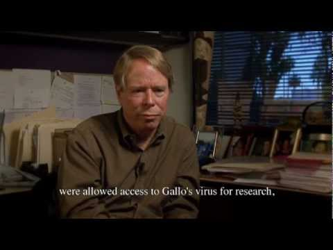 Dr. Don Franics on Dr. Robert Gallo (From the Deluxe Edition DVD)