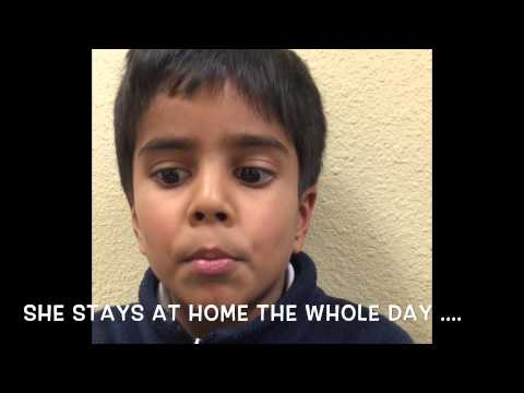 Stratford School Danville CA Kindergarten Class of 2015 Mother's Day Presentation