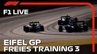 F1 LIVE: 2020 Eifel Grand Prix - FP3 | Deutsche Kommentare