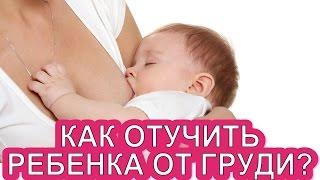 Как отучить ребенка от груди? Мой опыт завершения ГВ или третья лактация! + СОВЕТЫ