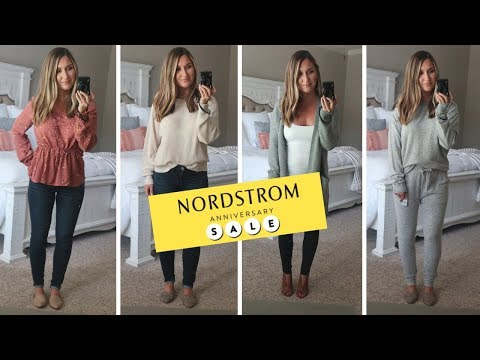 NORDSTROM ANNIVERSARY SALE 2019 HAUL + TRY ON! thumbnail