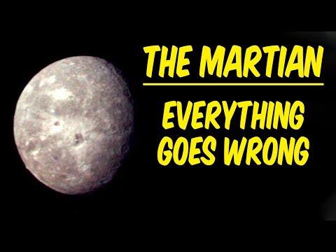 The Martian: Minecraft Edition