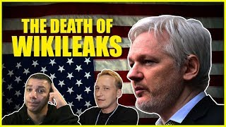 The Death Of Wikileaks And End For Assange