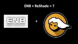 Original Skyrim lighting-focused graphics mod 2019 (Skyrim + ENB + ReShade = Maximum lighting)