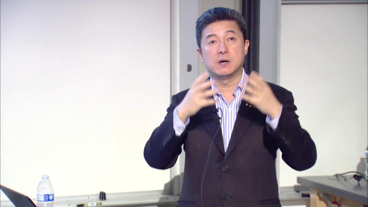 Shoucheng Zhang | Electron Superhighway: A Quantum Leap for Computing | 1  of 2