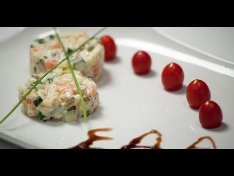 Салат Оливье 22 рецепта с фото Как приготовить салат