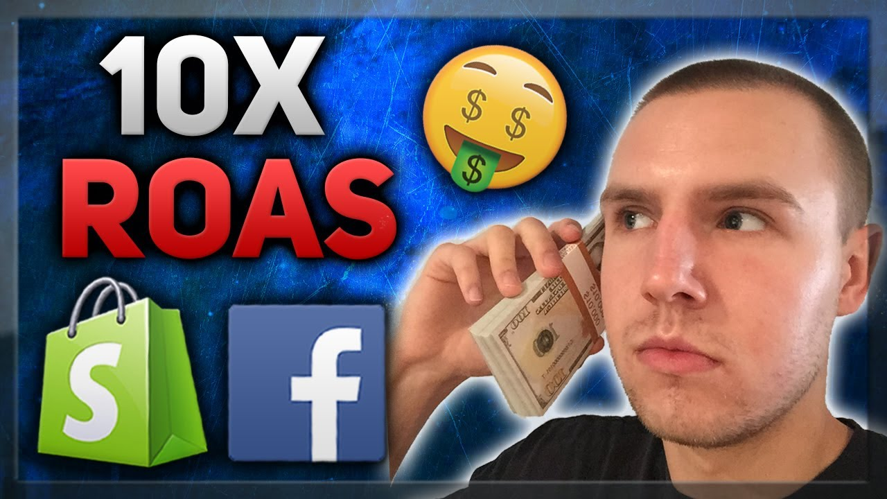 Facebook Ads Retargeting Tutorial 2019 (Easy 10X ROAS) - Shopify Dropshipping