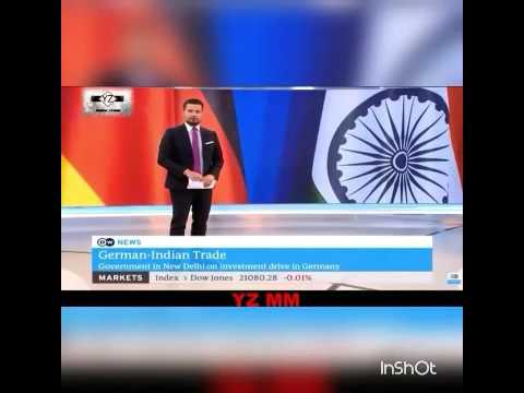 German Media on Trades Between INDIA and GERMANY | Investments in INDIA | Modi's INDIA Visit | 2017