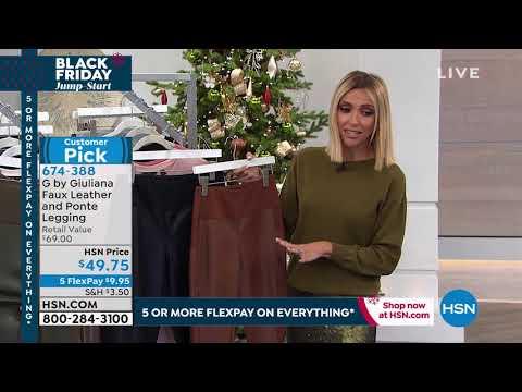 HSN | G By Giuliana Rancic Fashions 11.23.2019 - 05 PM