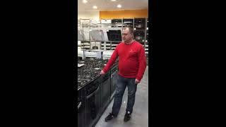 Видеообзор газовой плиты Гефест 6502 от SUPER ГАЗ Обзор газоэлектрической плиты Gefest