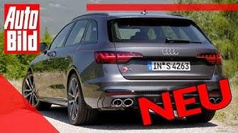 Audi S4 Facelift (2019): Neuvorstellung - Sport - Infos