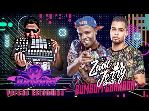 🔴 MCs Zaac E Jerry - BumBum Granada Versao Extendida ( Dj Juninho Bns )