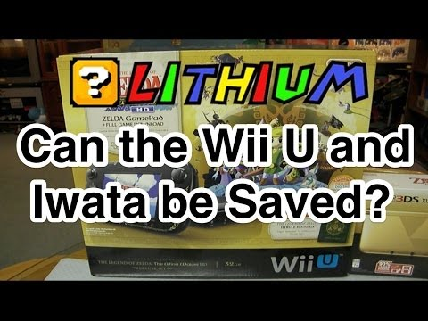 Can the Wii U be Saved? - ?Lithium